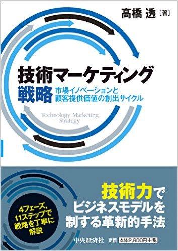 『技術マーケティング戦略』